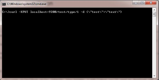 Elasticsearch - Install - curl